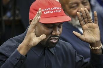 "Kanye West Returns To Twitter With In-Depth ""Mind Control"" Speech From Africa"