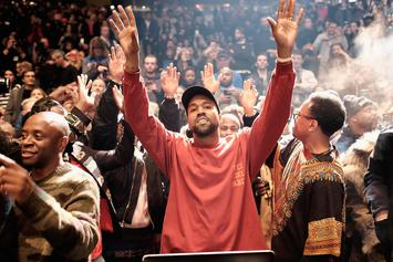 """Kanye West's """"Ye"""" Has Been Certified Gold"""