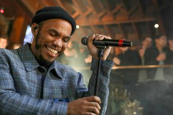 "Anderson .Paak Cheers On YBN Cordae's Dance Moves: ""Fu*k It Up Lil Mama!"""