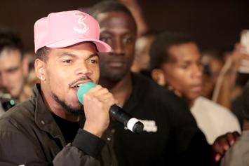 Chance The Rapper Hints At Potential Run For Mayor Of Chicago