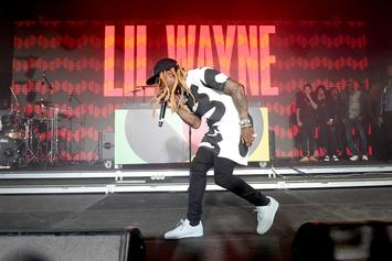 "Lil Wayne Celebrates First Live Show Since ""Tha Carter V"""
