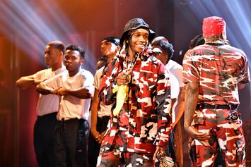 A$AP Rocky Reveals He Had His First Orgy At 13-Years-Old