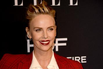 Charlize Theron Condemns President Trump's Mockery Of Dr. Christine Blasey Ford