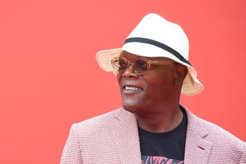 "Samuel L. Jackson Set To Host African Slavery Docuseries ""Enslaved"""