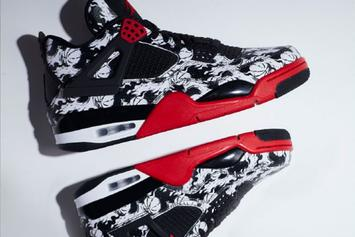 """Air Jordan 4 """"Tattoo"""" To Release In Celebration Of Singles' Day"""