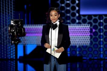 "Amandla Stenberg Says White People Crying From ""The Hate You Give"" Was A Goal"
