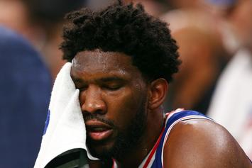 "Joel Embiid: Celtics vs Sixers Isn't A Rivalry, ""They Always Kick Our Ass"""