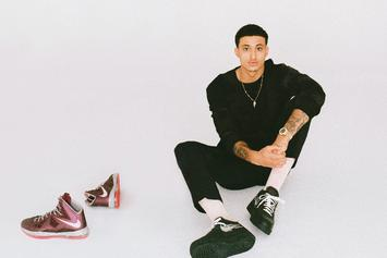 """Kyle Kuzma Signs Deal With """"GOAT"""" App, Will Wear Rare Nikes On-Court"""
