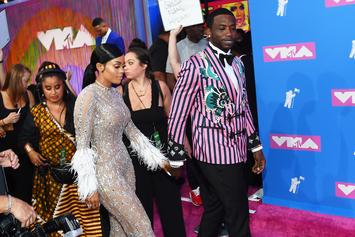 Keyshia Ka'Oir Writes Gucci Mane Cute Love Note For Wedding Anniversary