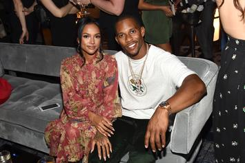 Did Victor Cruz Hint At A Possible Engagement With Karrueche Tran?