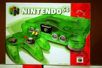 """Nintendo 64 Classic"" Rumors Heat Up After Leaked Images Surface"
