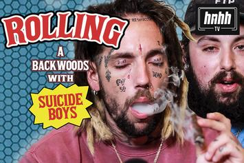 "$uicideboy$ Smoked ""Fake Weed,"" Fell Into Paranoia & Lived To Tell The Tale"