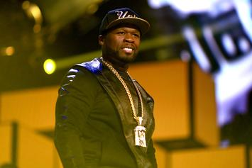 """50 Cent Makes His Directorial Debut On The Set Of """"Power"""" Season 6"""