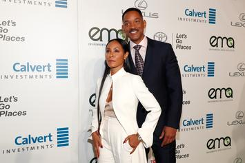 Jada Pinkett Smith Says Will Smith Wasn't The Reason She Cried For 45 Days Straight