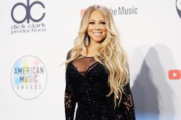 """Mariah Carey's Hitting The Road For Her """"Caution"""" North American Tour"""