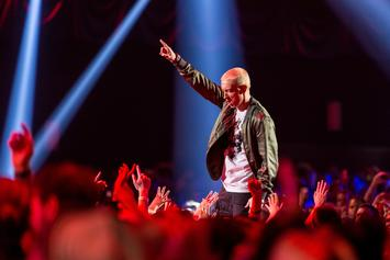 "Eminem Concert Date Causes ""Slammed"" Hotels Before Tickets Go On Sale"