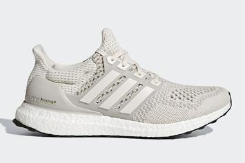 Adidas Ultra Boost 1.0 Returning In OG Cream Colorway: Release Date