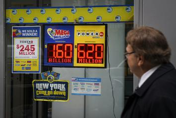 MegaMillions Jackpot Sitting At $1.6 Billion Reaching Record High Amount