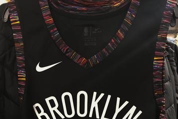 Brooklyn Nets' City Edition Uniforms Pay Tribute To Biggie: First Look