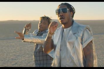 "Future & Juice WRLD Drop Off New Cole Bennett-Directed Video For ""No Issue"""