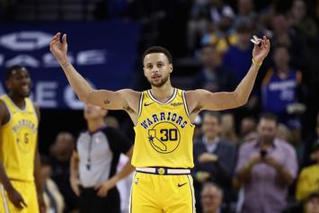 Steph Curry Drops 51, Climbs To 5th All-Time In Three Pointers