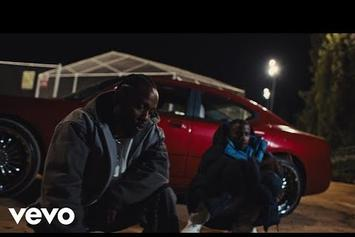 """Jay Rock & Kendrick Lamar Link Up On Their Old Block In """"Wow Freestyle"""" Music Video"""