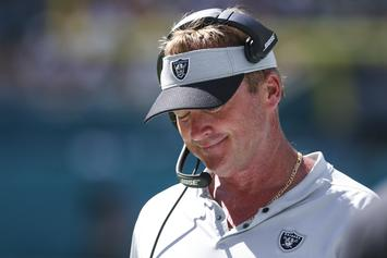 Has Jon Gruden Already Lost The Oakland Raiders Locker Room?