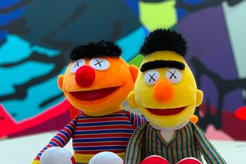 """Uniqlo UT & KAWS Link Up Once Again For """"Sesame Street"""" Collection"""