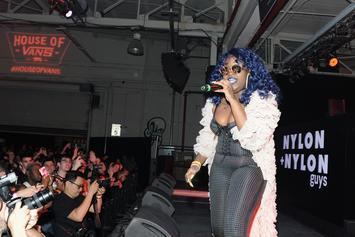 """CupcakKe Announces New Album """"Eden"""" While Covered In Candy"""