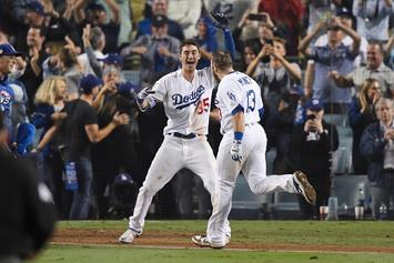 Dodgers Win Game 3 Of World Series After 18 Innings: 7 hours, 20 Minutes