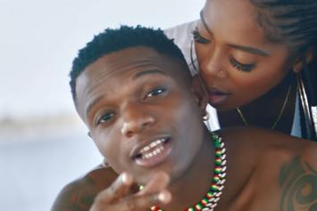 "WizKid Woos Tiwa Savage In His ""Fever"" Music Video"