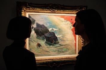 Artwork Made By Artificial Intelligence Was Sold For $400,000