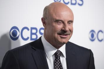 """Dr. Phil Speaks On """"Cash Cow"""" Bhad Bhabie & Black Girl Who Thinks She's White"""