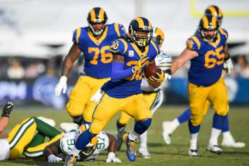 Todd Gurley Swings Millions In Bets With Late-Game Decision