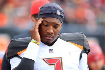 Bucs Bench Jameis Winston, Ryan Fitzpatrick Named Week 9 Starter