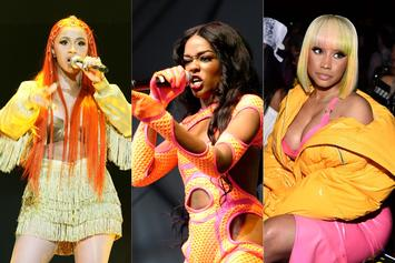 Azealia Banks Claims Cardi B's Grandma Is Attacking Nicki Minaj With Witchcraft