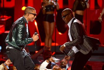 """T.I. Salutes Pharrell For Sending Cease & Desist For Trump's Use Of """"Happy"""""""