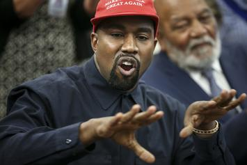 "Candace Owens Apologizes To Kanye West Over ""Blexit"" Design Confusion"