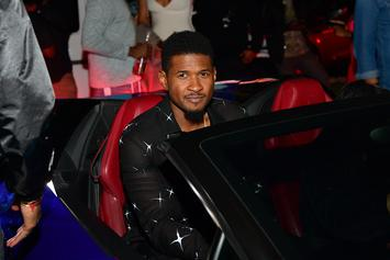 Usher Reportedly Requests A Gag Order For Herpes Lawsuit