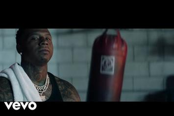 """Moneybagg Yo & Future Take Over The Boxing Gym In """"OKAY"""" Video"""