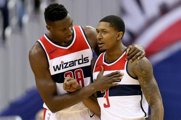 Wizards Booed Off Court By Home Fans, Fall To 1-7 In Dwight Howard's Debut