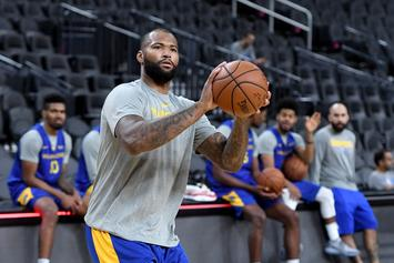 "Warriors GM Overrides Steve Kerr's Declaration: ""DeMarcus? Let's Bring Him Back"""