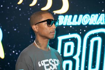 "Pharrell & Chanel Team Up For ""Coco Pharrell"" Capsule Collection"