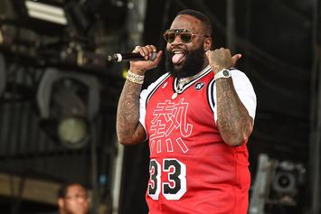 """Rick Ross Prescribes Kanye West """"Lemon Pepper Wings"""" During Time Of Crisis"""