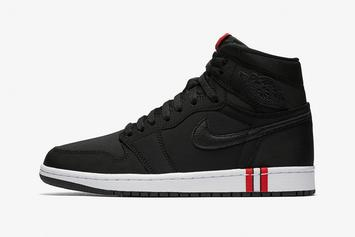 Paris Saint-Germain x Air Jordan 1 Releasing Today: Purchase Link