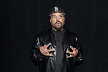 "Ice Cube Previews Heated New Single ""Arrest The President"""