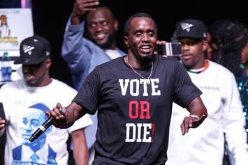 Diddy, DJ Khaled, Quavo & More Perform At Andrew Gillum's Florida Voting Rally