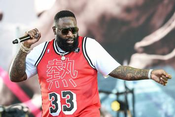 Rick Ross Clears IRS Debt After Paying Off Another $1 Million On $5.7 Million Bill: Report