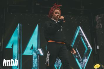 Trippie Redd Drops $100K On Iced Out Skeleton Choker: Report