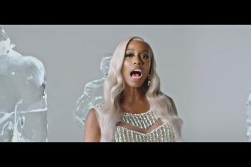 """Kash Doll Keeps Things Cool In """"Ice Me Out""""  Visuals"""